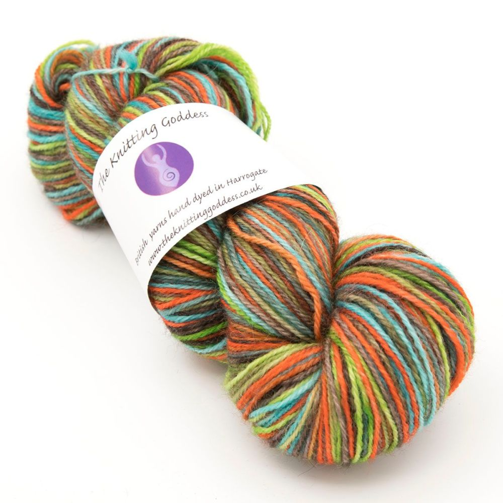 4ply Britsock - Scooby Doo 19A