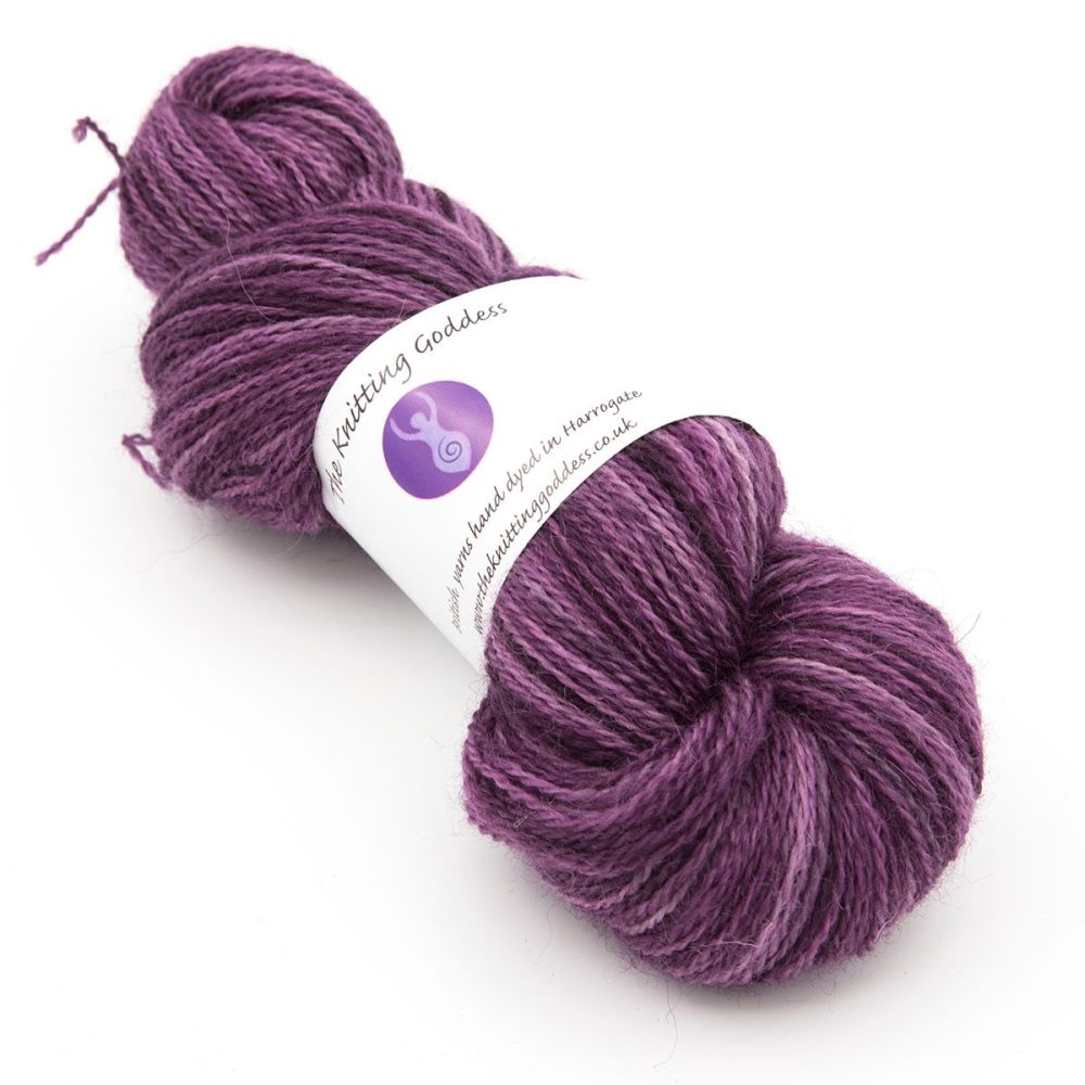 <!-- 002 -->One Farm Yarn - Blackened Raspberry 20A