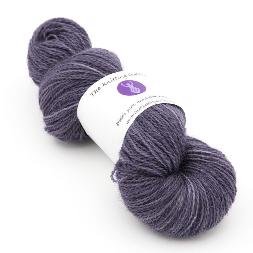 <!-- 002 -->One Farm Yarn - Blackened Violet 20A