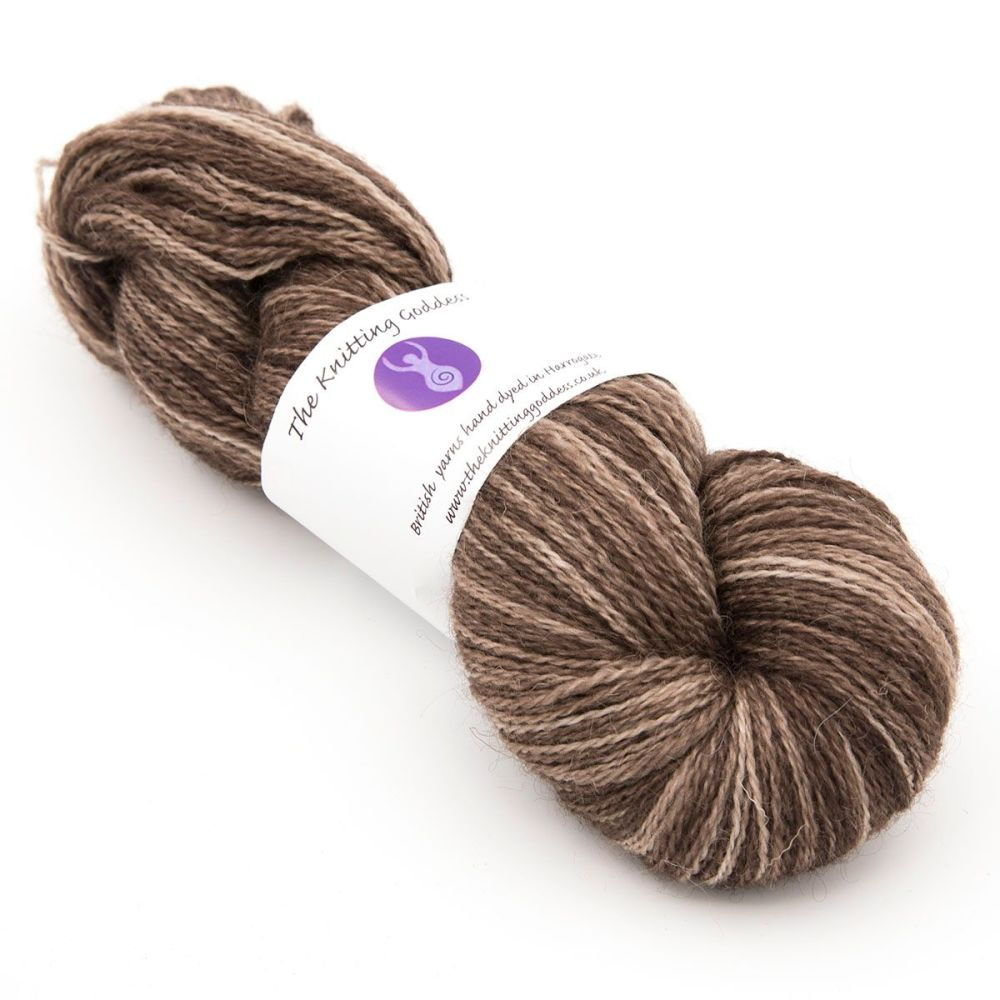 <!-- 002 -->One Farm Yarn - Chocolate 18AA
