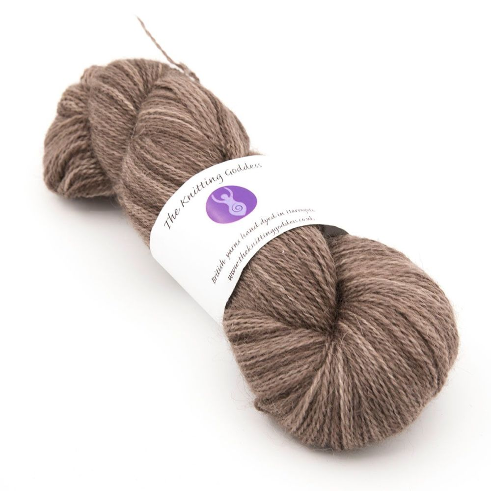 One Farm Yarn - Chocolate 18E