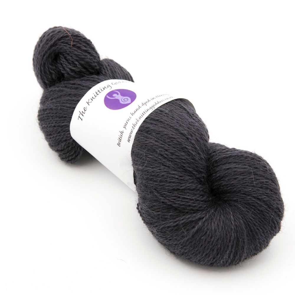 One Farm Yarn - Coal 20A