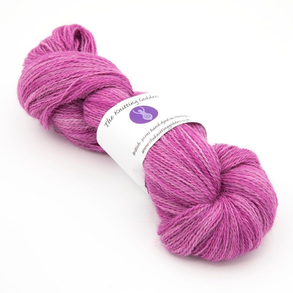 <!-- 002 -->One Farm Yarn - Magenta 18E