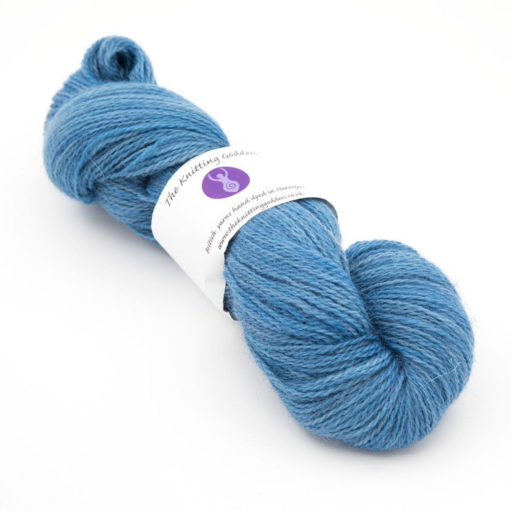One Farm Yarn - Petrol Blue 18M