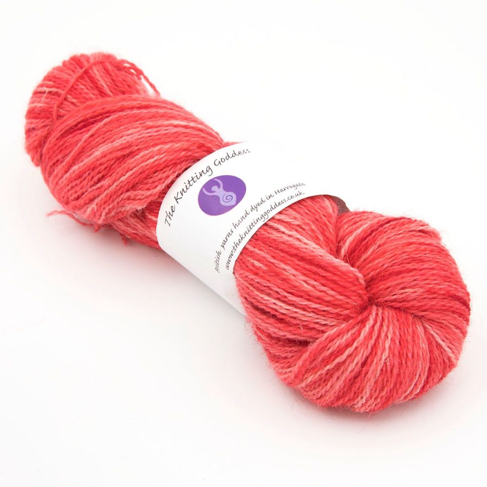 One Farm Yarn - Red 18AA