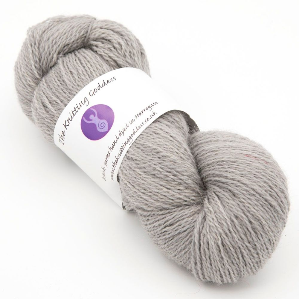 <!-- 002 -->One Farm Yarn - Silver  20A