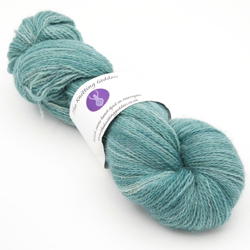 One Farm Yarn - Teal 18E