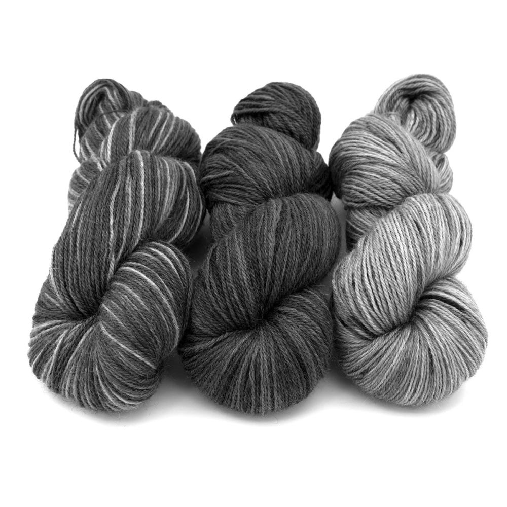 <!-- 003 -->2020 Big Skein Club - March - three skeins