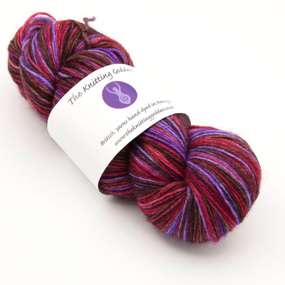 4ply Britsock - Soft Centred Love