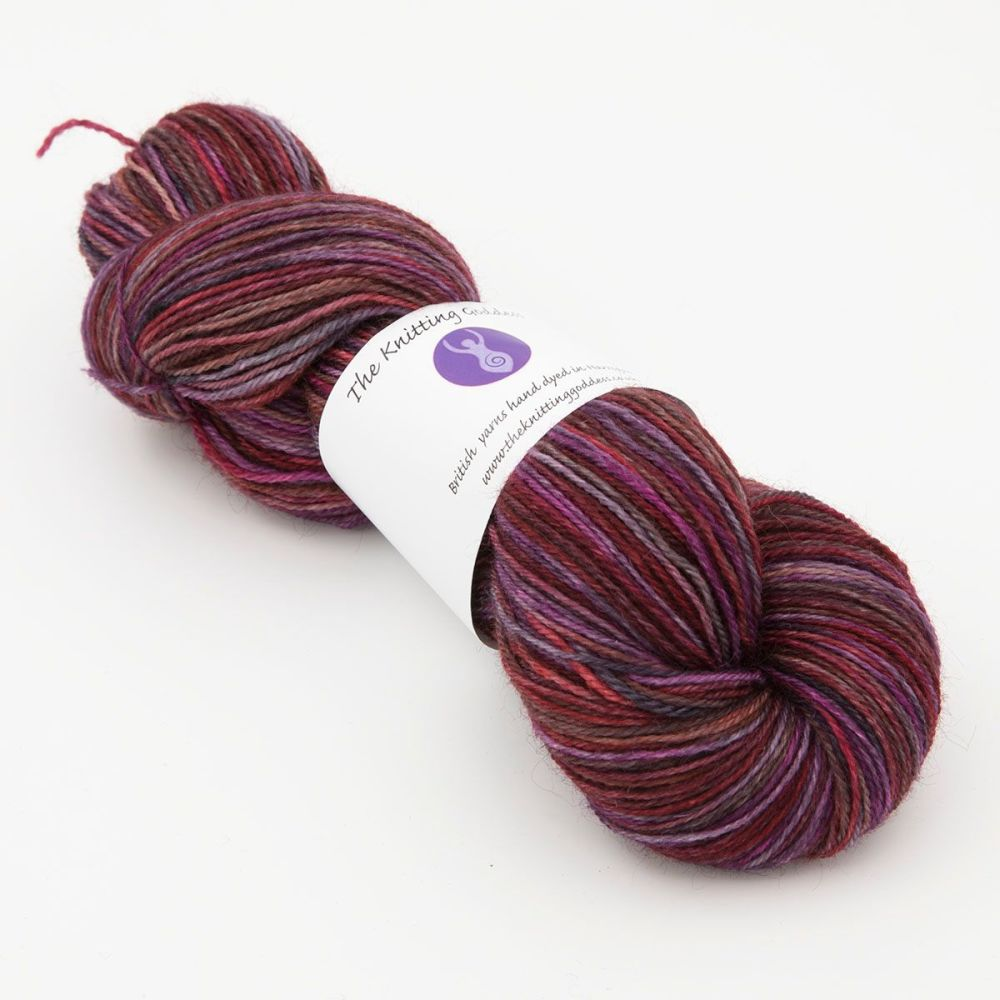 4ply Britsock - Orchid 20D