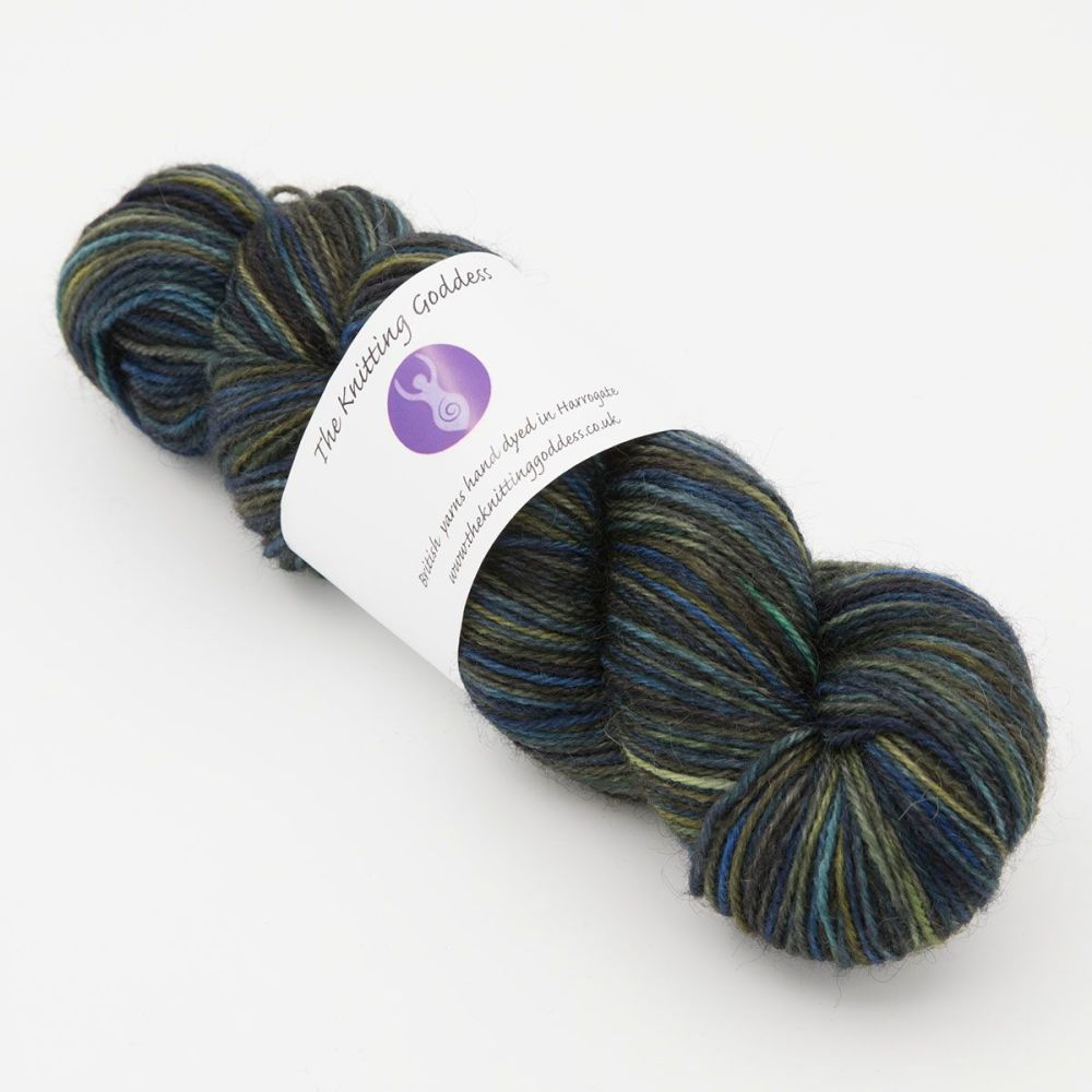 4ply Britsock - Rainy Days and Mondays 20D