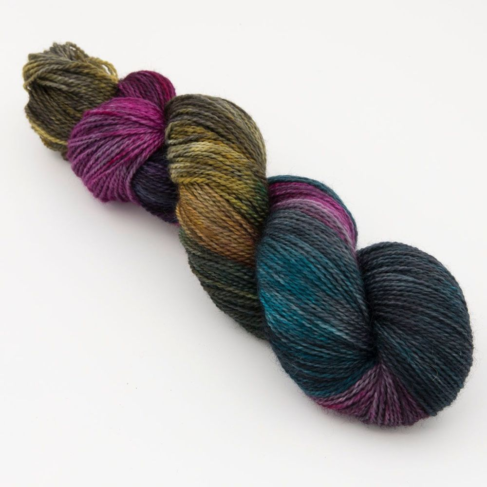 dark-rainbow-blue-faced-leicester-nylon-sock-yarn-british-hand-dyed-the-kni