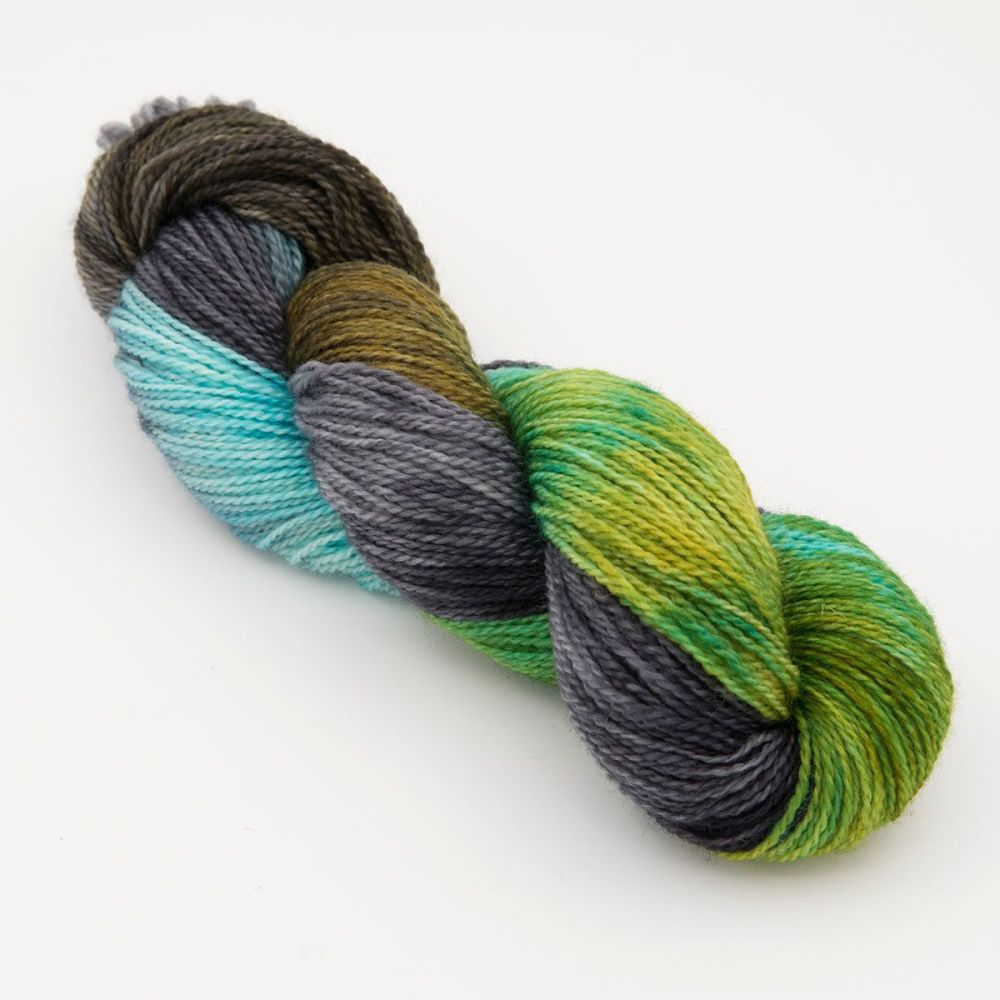 misty-neons-blue-faced-leicester-nylon-sock-yarn-british-hand-dyed-the-knit