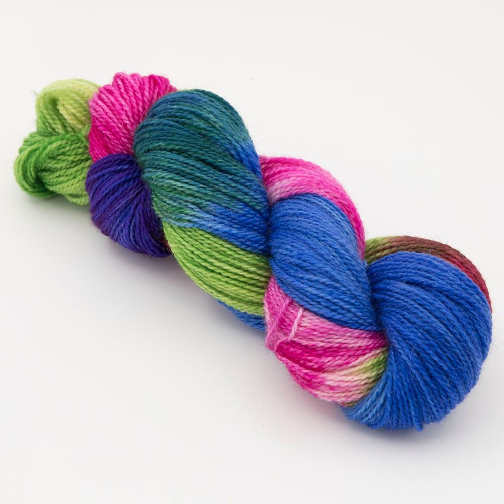 parakeet-blue-faced-leicester-nylon-sock-yarn-british-hand-dyed-the-knittin