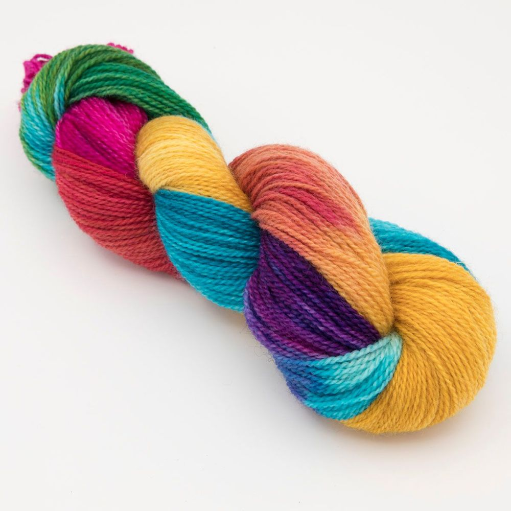 ultimate-rainbow-blue-faced-leicester-nylon-sock-yarn-british-hand-dyed-the