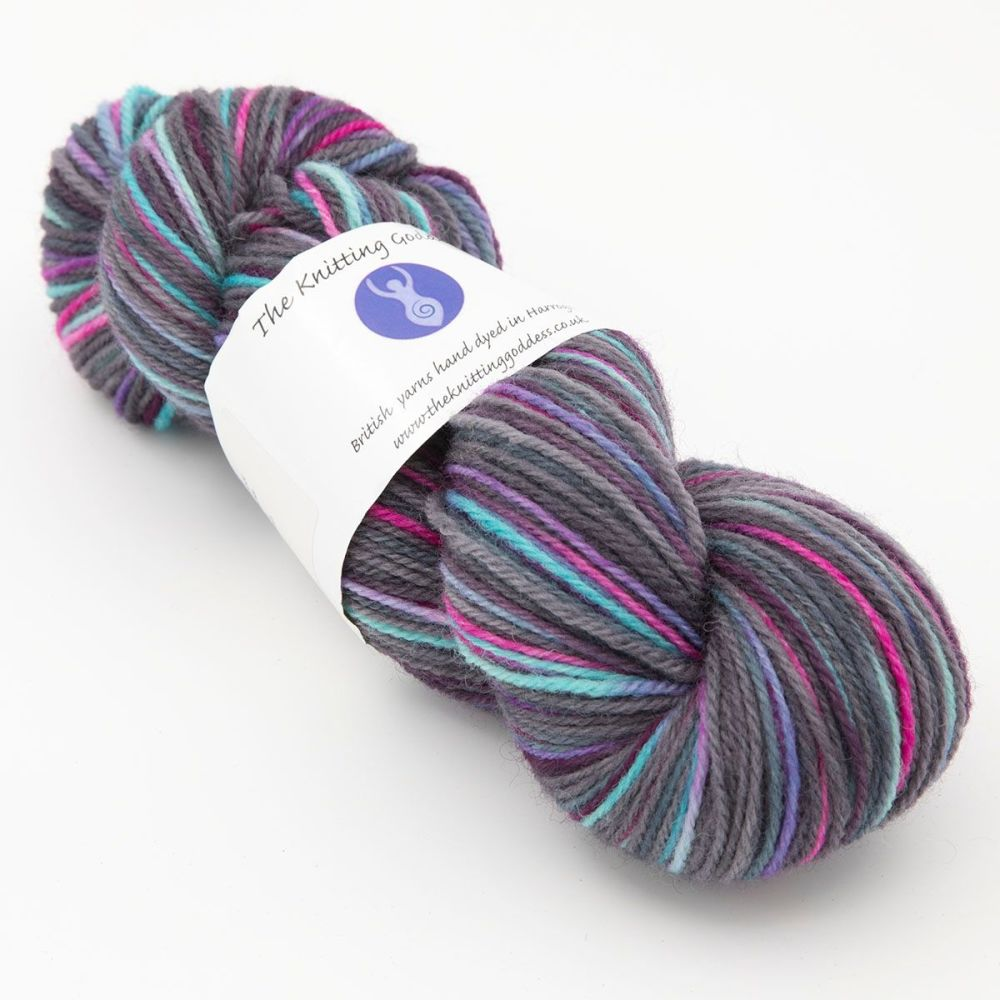 <!-- 001 -->DK sock yarn - Unicorn Dream