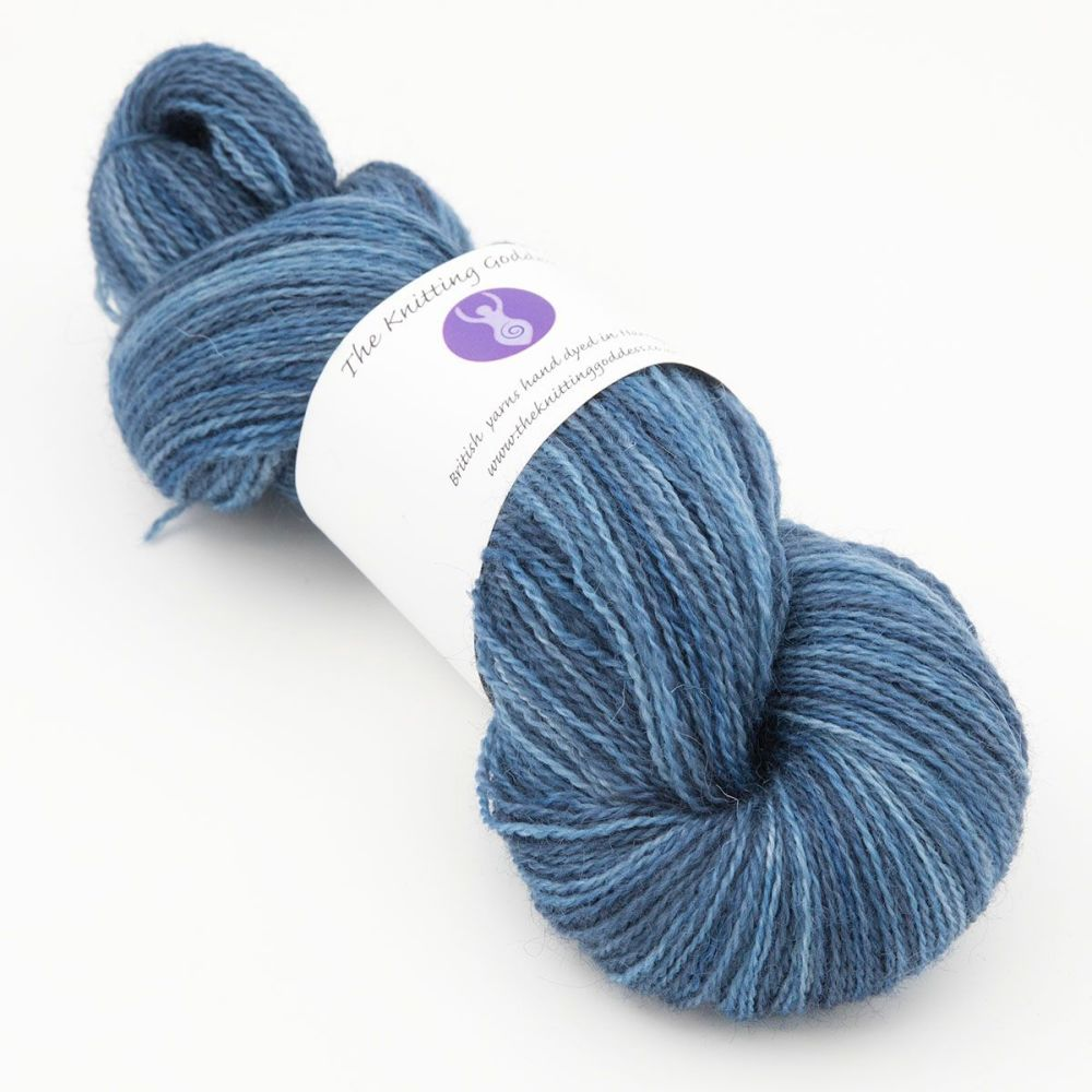 One Farm Yarn - Superhero Genes Navy Blue