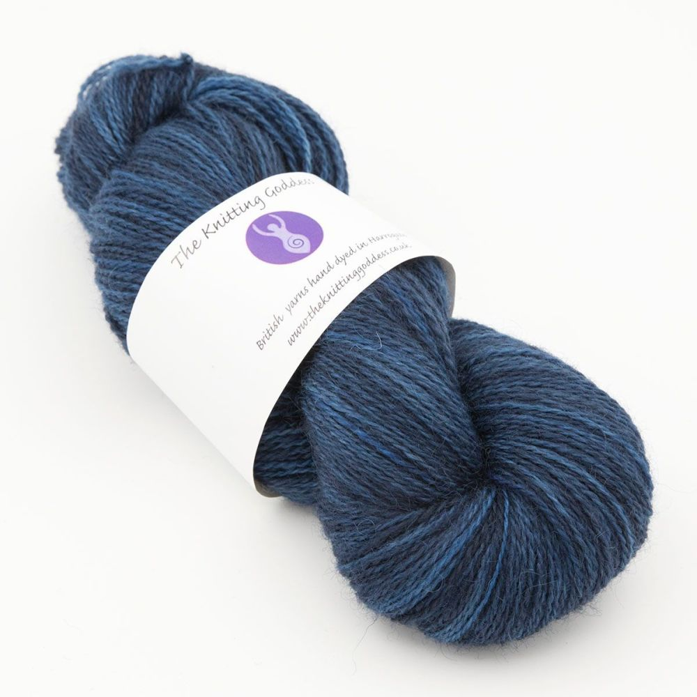 <!-- 002 -->One Farm Yarn - Dark Blue