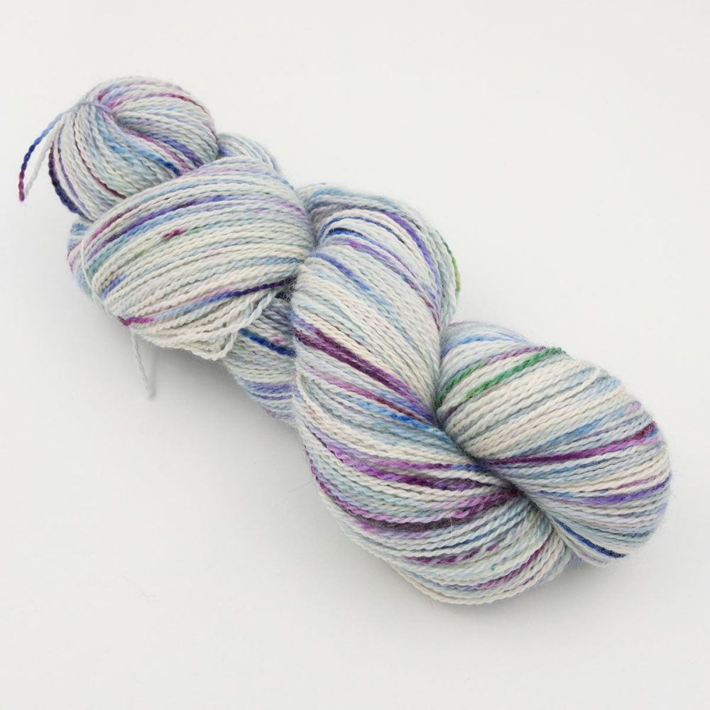 experiment 4 hand dyed british bfl silk alpaca luxury indie yarn