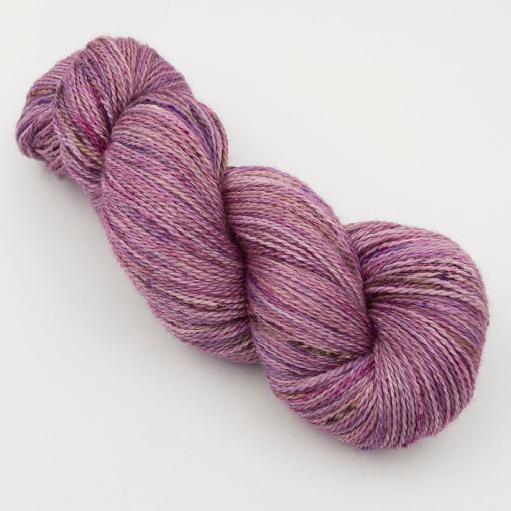 experiment 5 hand dyed british bfl silk alpaca luxury indie yarn