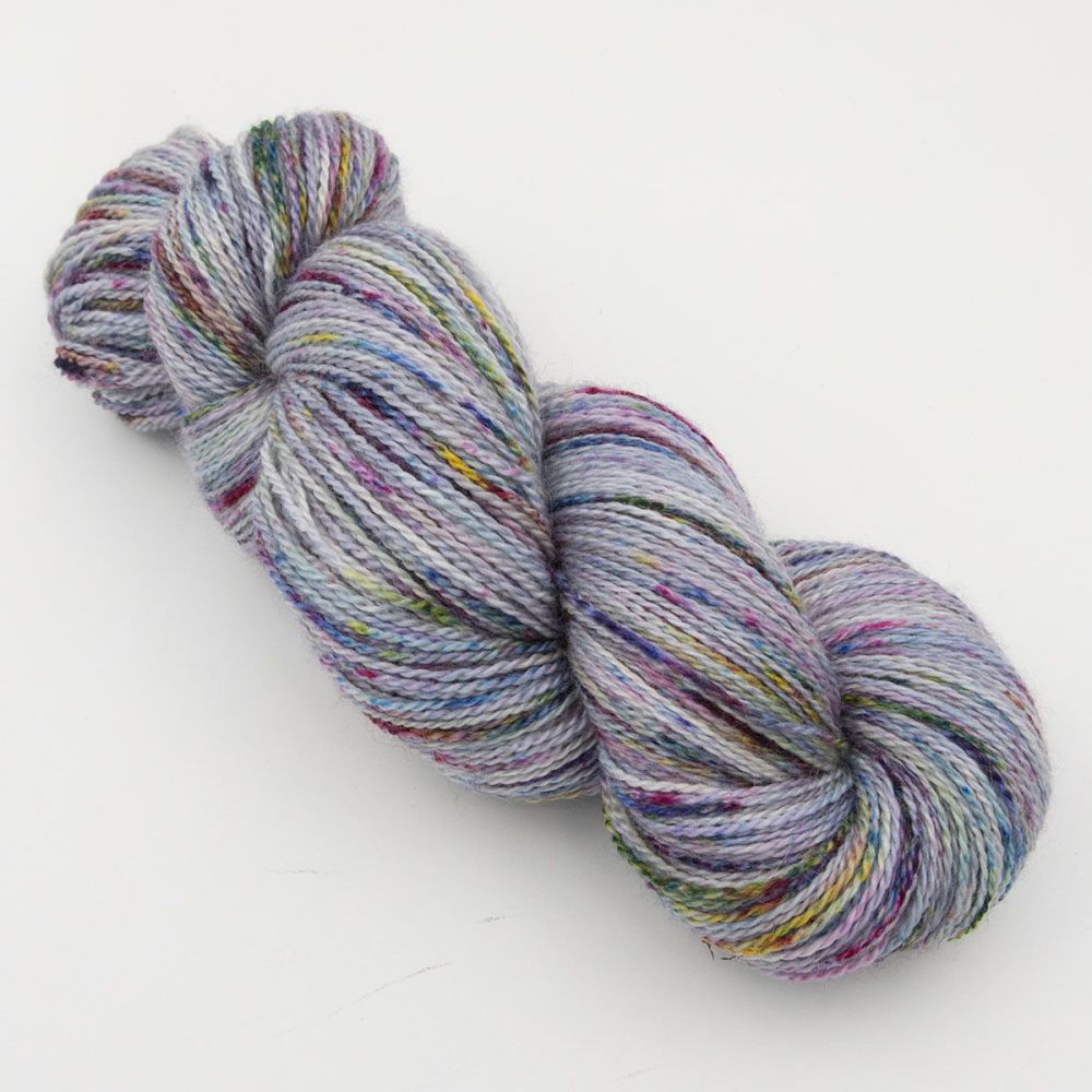 experiment 7 hand dyed british bfl silk alpaca luxury indie yarn