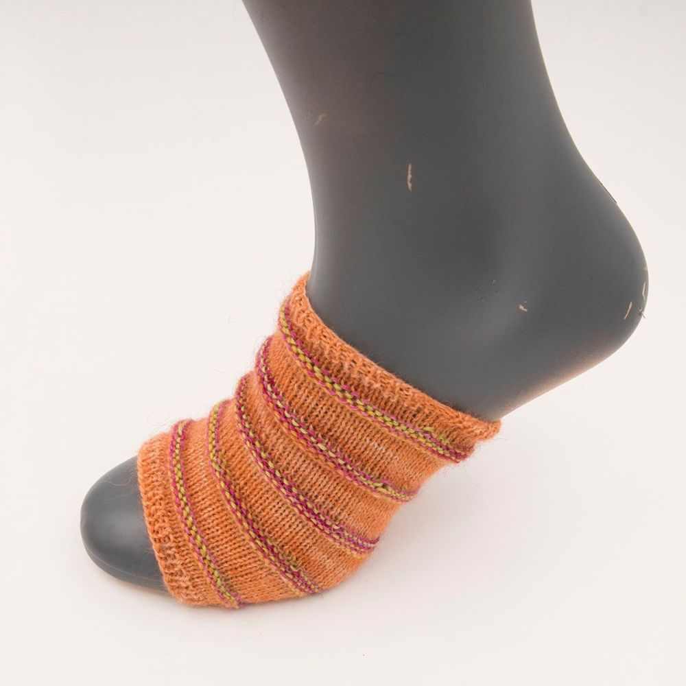 self stripe sock image 9
