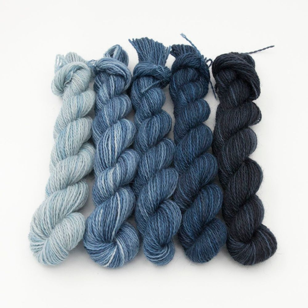 One Farm Yarn - Superhero Genes mini skeins