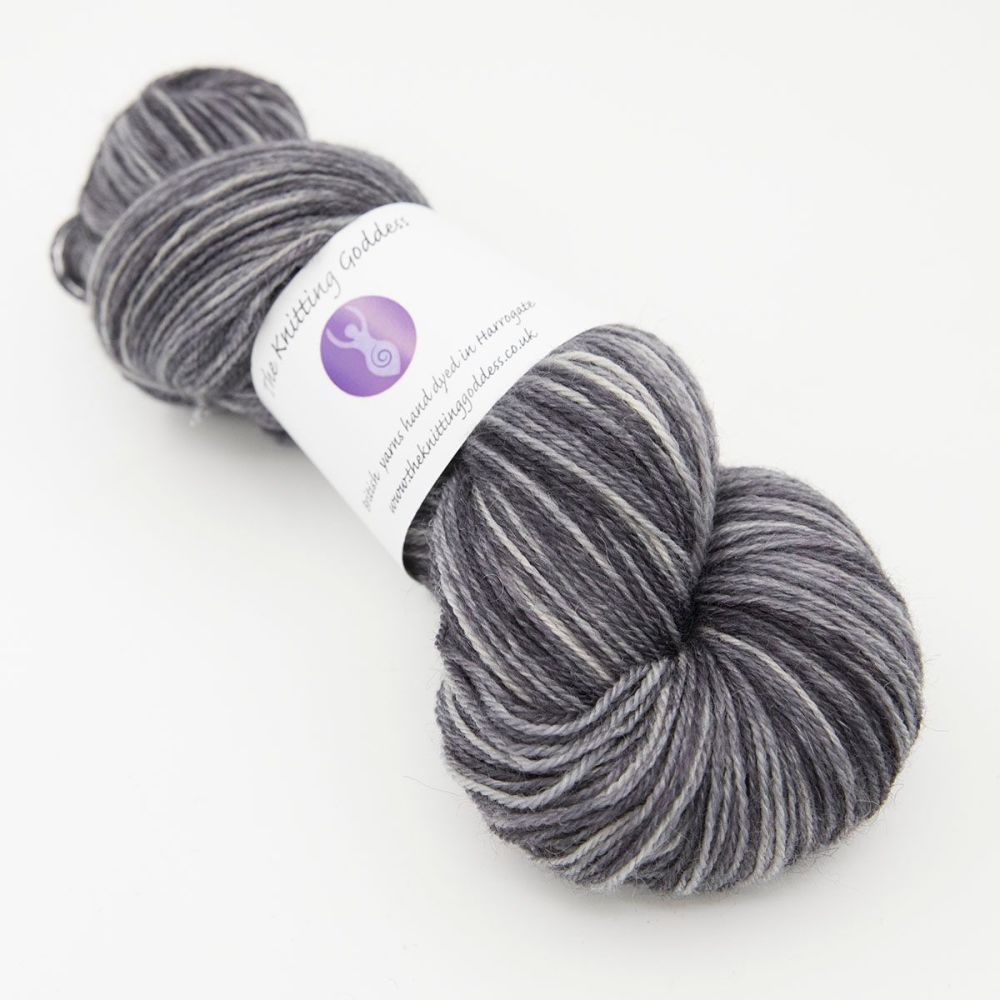<!-- 001 -->4ply Britsock - Charcoal
