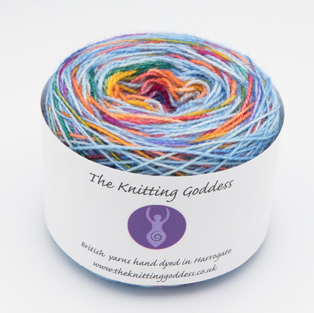 <!-- 005 -->Self Striping Sock Yarn