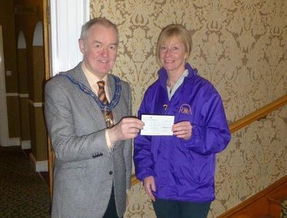 Mayor Caroline Cheque - rwu