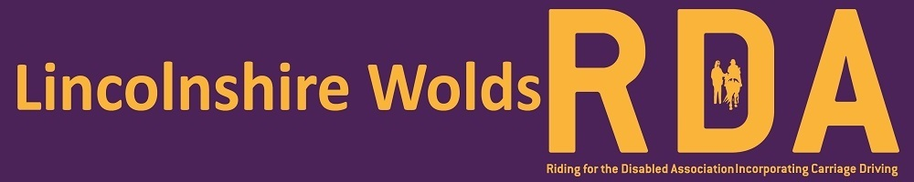 Lincolnshire Wolds RDA, site logo.
