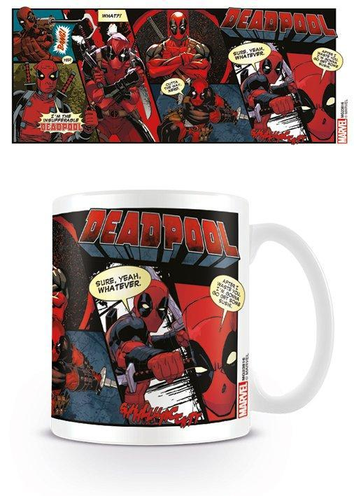 printed Officially Licensed Collector deadpool-mug (1)