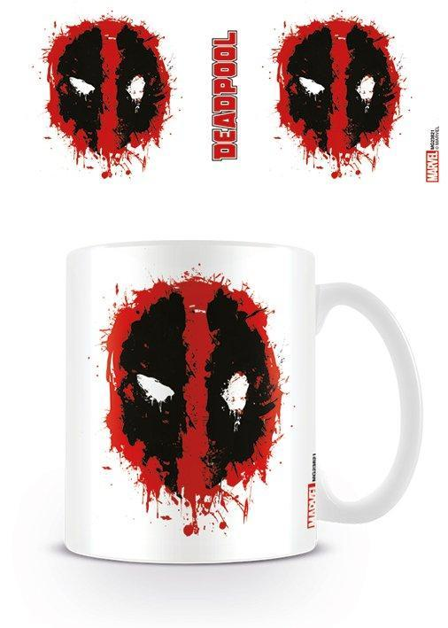 printed Officially Licensed Collector deadpool-mug (2)