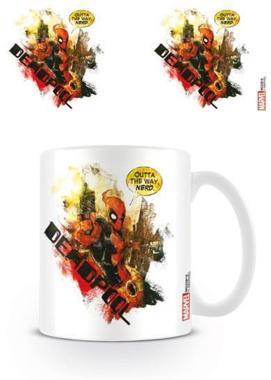 printed Officially Licensed Collector deadpool-mug (4)