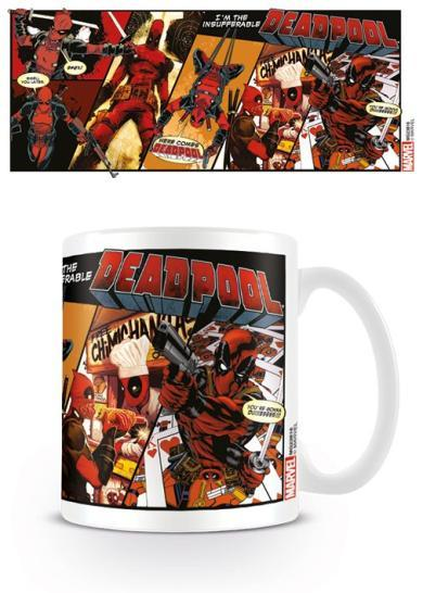 printed Officially Licensed Collector deadpool-mug (5)