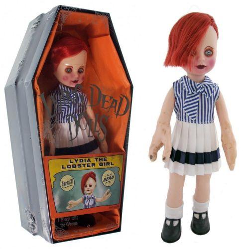 Mezco Living Dead Dolls Series 30 Lydia the Lobster Girl