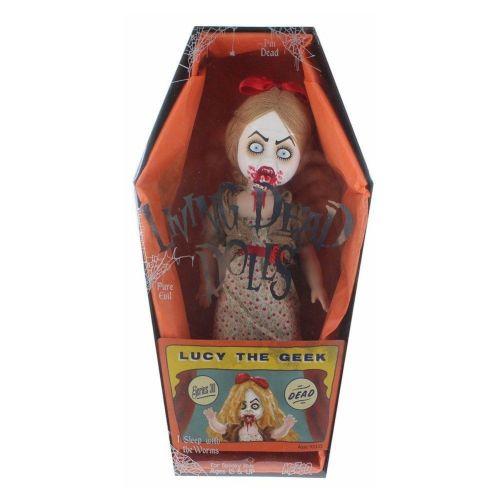 Mezco Living Dead Dolls Series 30 lucy the geek