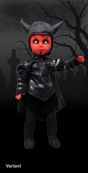 Mezco Toys Living Dead Dolls Series 27, Mephistopheles Variant: