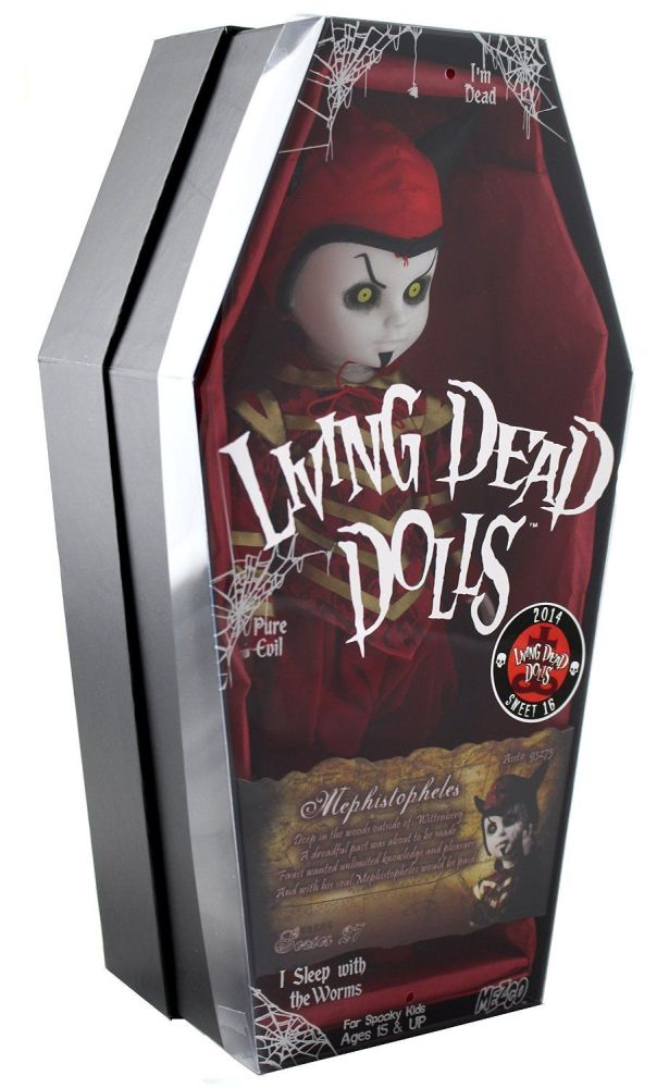Mezco  Living Dead Dolls Series 27, Mephistopheles