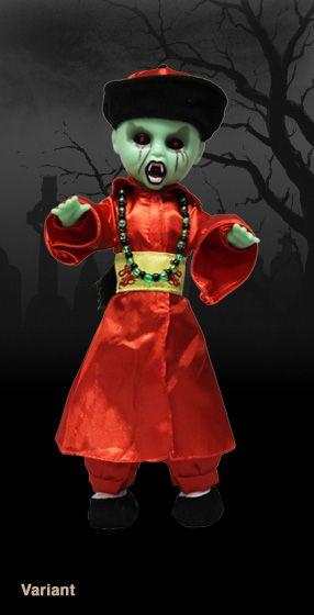 Mezco Living Dead Series 27 - Hopping Vampire Doll   ( rare )  variant