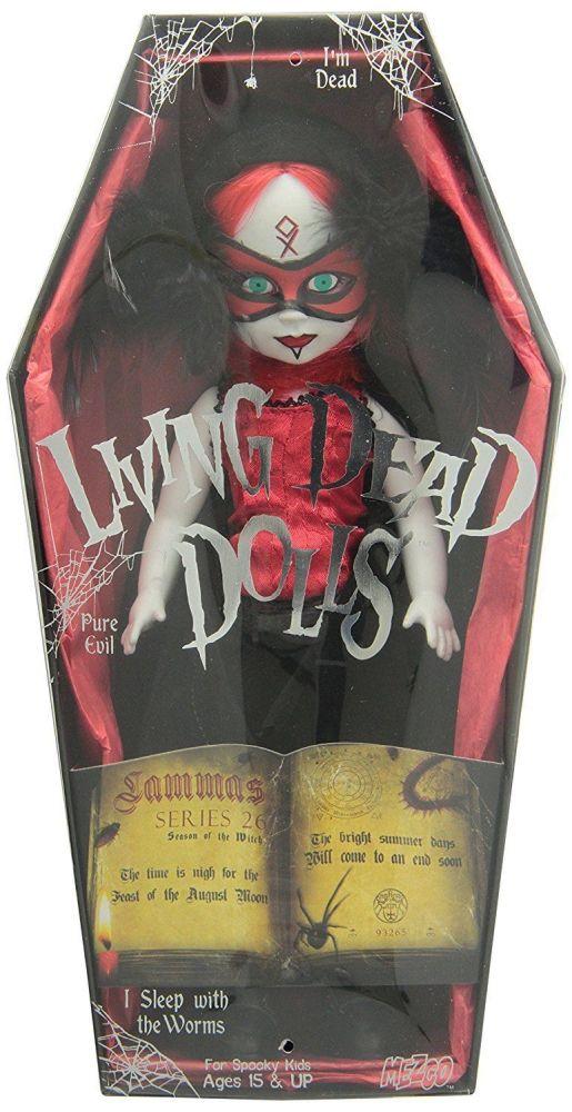 Mezco Toyz Living Dead Dolls Series 26 Lammas