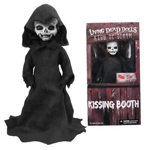 mezco Living Dead Dolls kiss of death