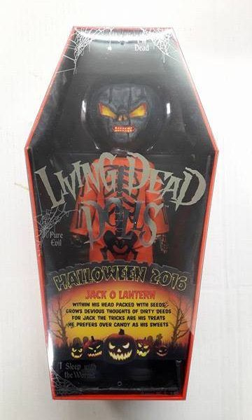 mezco Living Dead Dolls Jack O Lantern 10