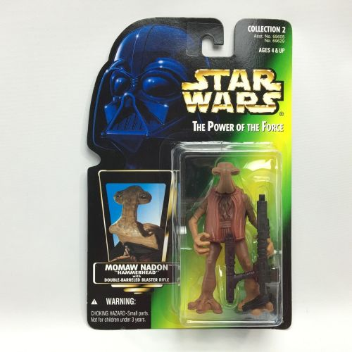 20/ KENNER / MOMAW NADON HAMMERHEAD  / THE POWER OF THE FORCE 2