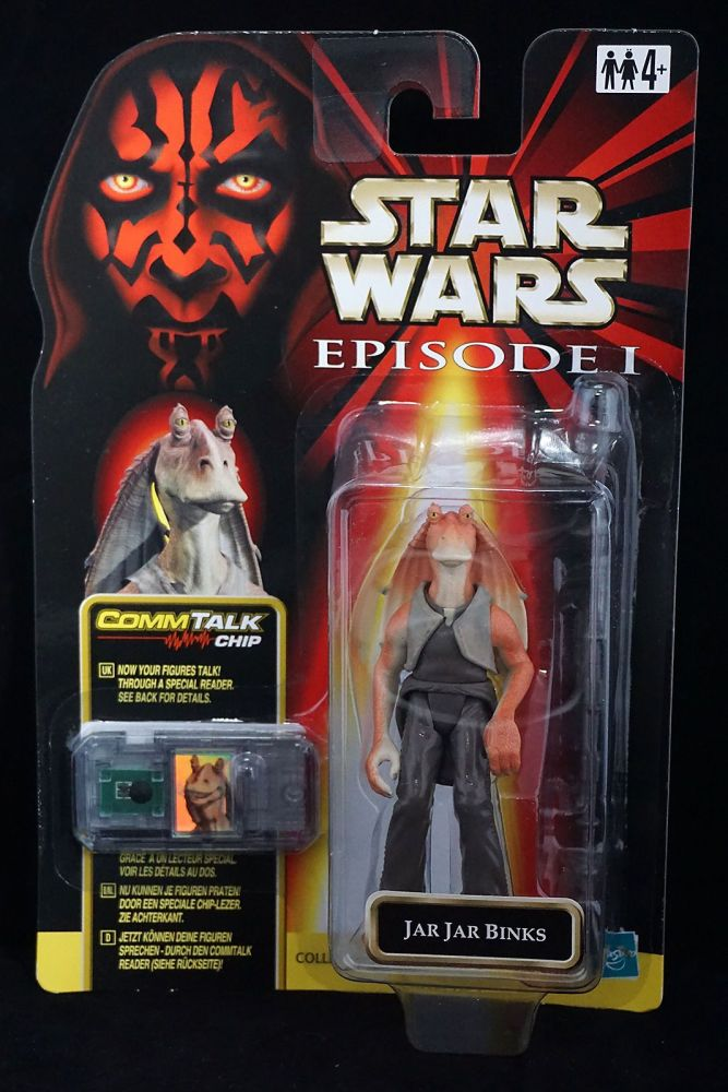 22/ hasbro / JAR JAR BINKS  / episod 1