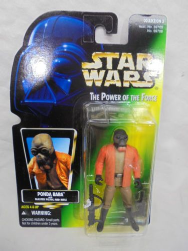 19B / KENNER /  PONDA BABA  / GREEN CARD  H/G
