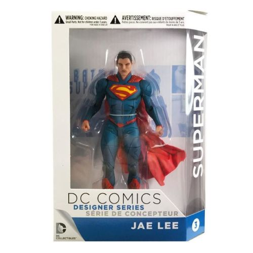 DC COMICS DESIGNER SERIES: JAE LEE