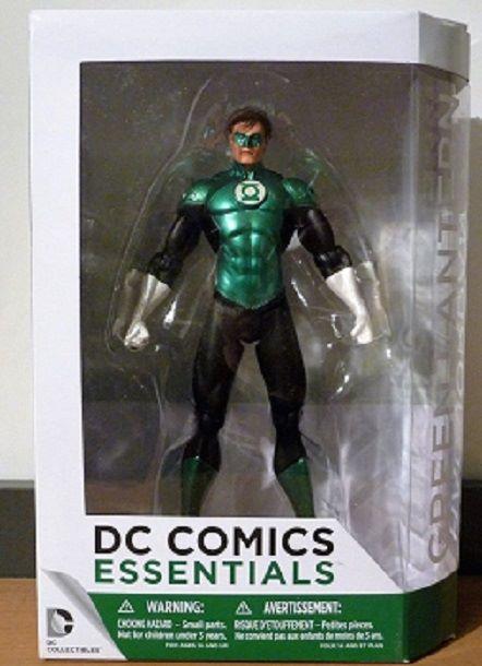 DC Comics Essentials Justice League The New 52- Green Lantern Action Figure