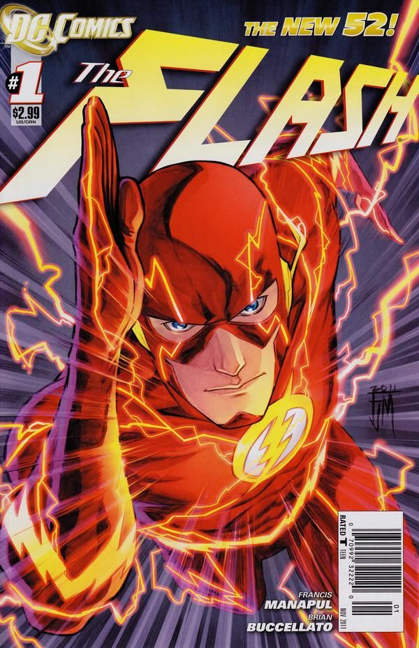BOX 6 . DC COMICS , THE FLASH  ,THIS COMIC IS FOR DISPLAY