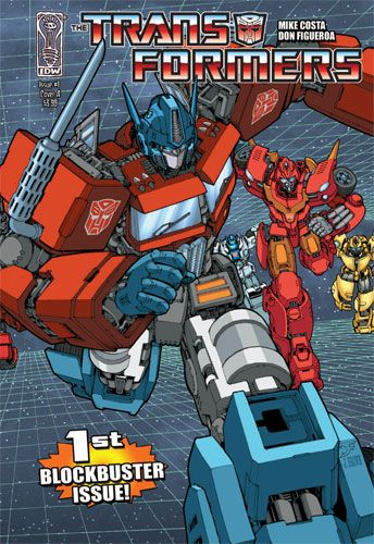 BOX 7 & A1 & A2 .  IDW & MARVEL COMICS , TRANS FORMERS  ,THIS COMIC IS FOR